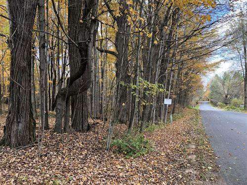 Four Seasons of Recreation : Osceola : Lewis County : New York