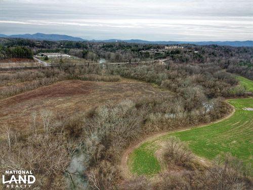 Catawba River Bottom Land Tract : Morganton : Burke County : North Carolina