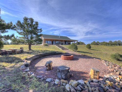 Camp Mountain Ranch : Westcliffe : Custer County : Colorado