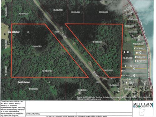 Mille Lacs County Land For Sale : Onamia : Mille Lacs County : Minnesota