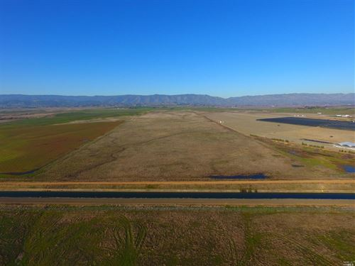 Northern California Acreage to : Vacaville : Solano County : California