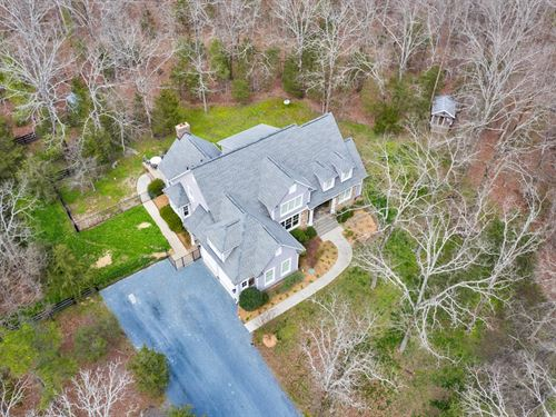 Stunning Equestrian Estate : Waxhaw : Union County : North Carolina