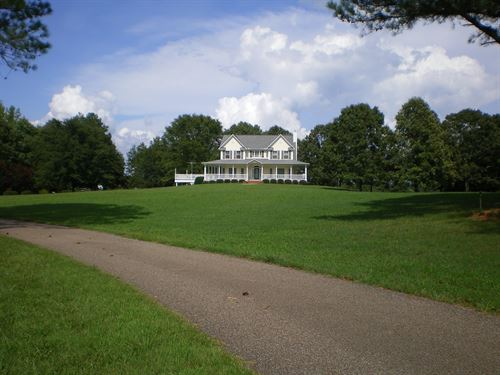 Country Home TN Lake, Farm : Finger : McNairy County : Tennessee