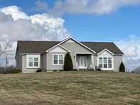 Cameron MO Country Home For Sale : Cameron : Dekalb County : Missouri