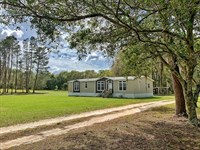 Country Home, 5 Acres Trenton : Trenton : Gilchrist County : Florida