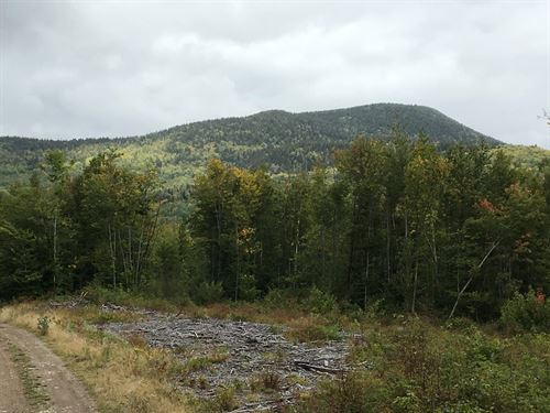 Mount Chase, Maine Land-Owner : Mount Chase : Penobscot County : Maine