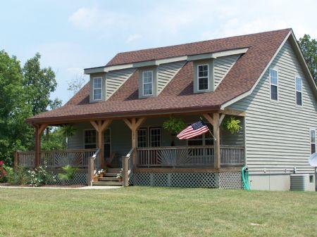 286 Crowe Ridge Lane : Berry : Harrison County : Kentucky