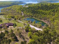 Missouri Lakefront Property : Branson West : Stone County : Missouri