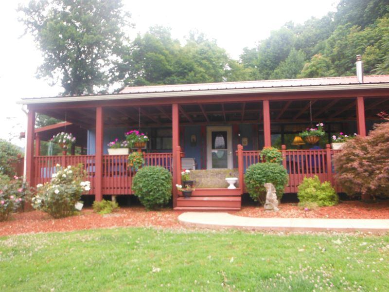 Wow What A Farm Farm For Sale By Owner In Blue Creek Adams County Ohio 238791 Farmflip