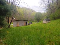 Secluded Home Site Shawsville VA : Blacksburg : Montgomery County : Virginia