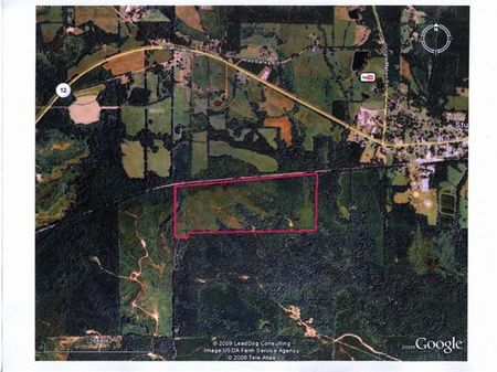 108± Acres : Sturgis : Oktibbeha County : Mississippi