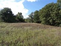 Wooded And Pasture Residential Rec : Bluff : Choctaw County : Oklahoma