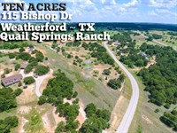 10 Acres in Parker County : Weatherford : Parker County : Texas
