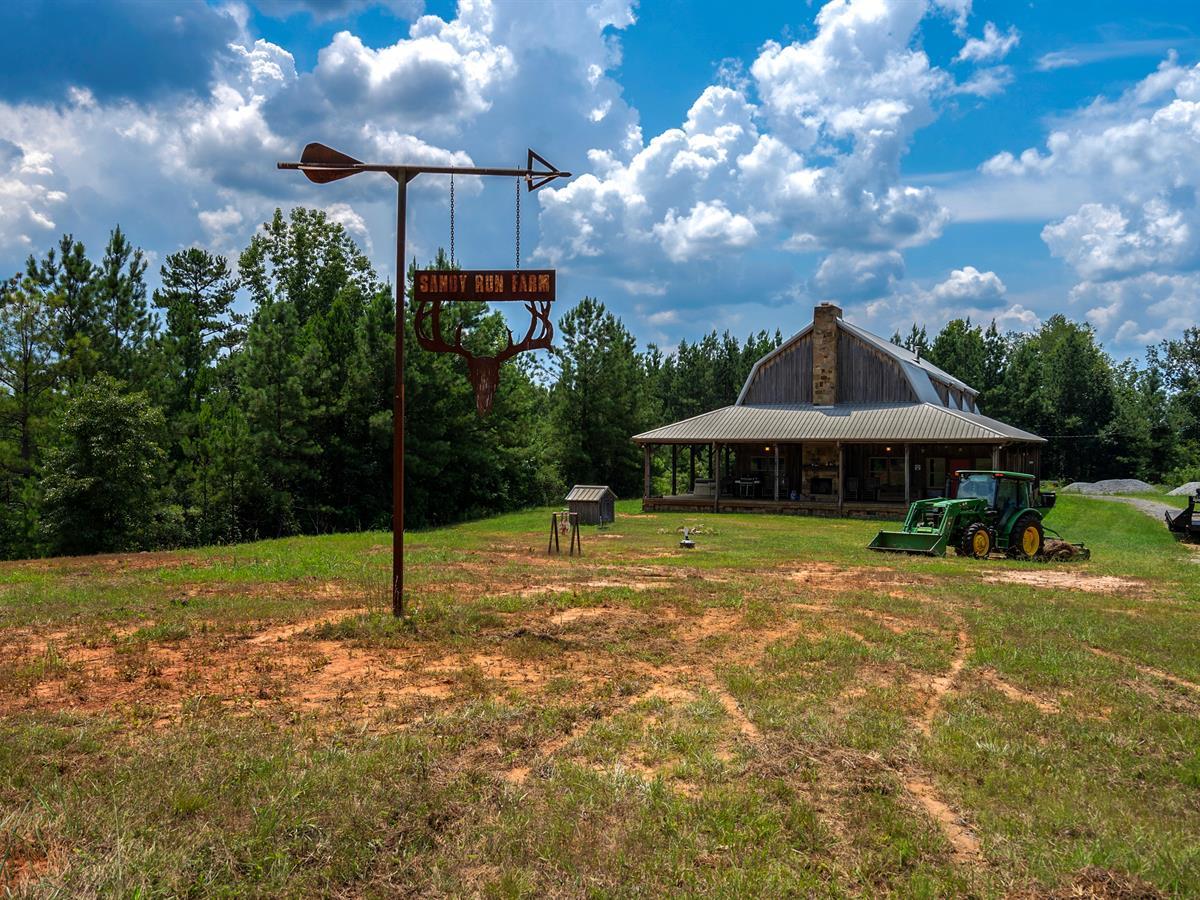 Sandy Run Farm Farm For Sale In Sparta Hancock County Georgia 247421 Farmflip