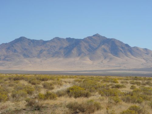 40 Acres In Cowboy Country : Winnemucca : Humboldt County : Nevada