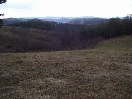 97 Acres With Spectacular Views : Independence : Grayson County : Virginia