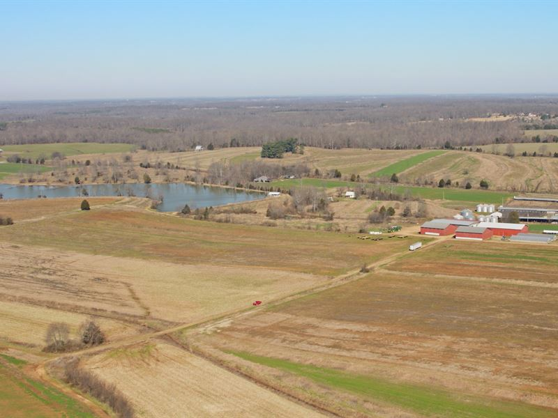 1 100 Contiguous Crop Hunting Farm For Sale In Westmoreland Sumner County Tennessee 251623 Farmflip
