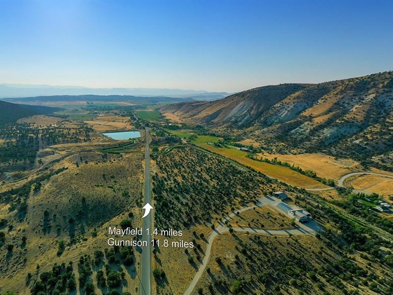 Vast 80 Acre Gem in Sanpete County : Farm for Sale by ...