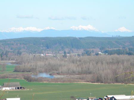 Panoramic Breathtaking View : Elma : Grays Harbor County : Washington