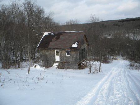 14+ Country Acres Cabin Owego Creek : Caroline : Tompkins County : New York