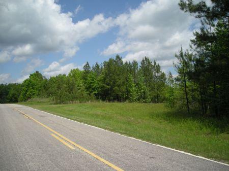 Rocky Ford On Tooles Creek • 183 Ac : Louisburg : Franklin County : North Carolina