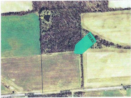 15 Acres Farmland Pond Meadow : Ulysses : Tompkins County : New York
