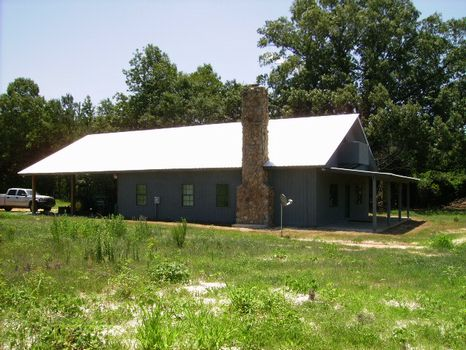 Ocmulgee Plantation On The River : Hawkinsville : Pulaski County : Georgia