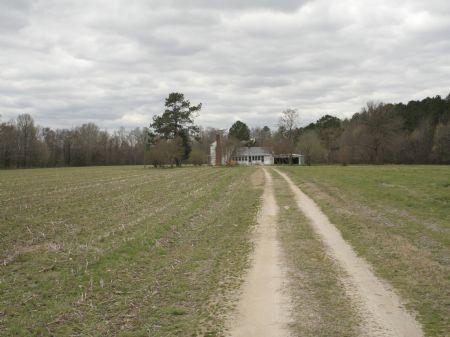 Clark Farm : Branchville : Southampton County : Virginia