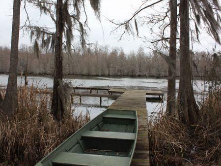 Lake Blackshear Preserve : Lake Blackshear : Sumter County : Georgia
