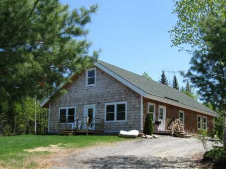The Ultimate Hunting Camp : Brownville : Piscataquis County : Maine