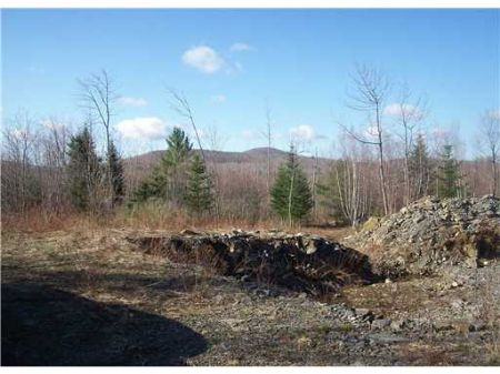 Privat Location Southern Exposure : Dixmont : Penobscot County : Maine