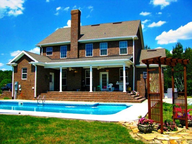 Summer Hill Farm : Sylvania : Screven County : Georgia