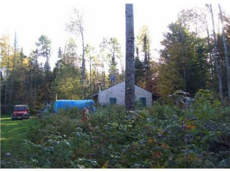 Custom Built Home On Moosehead Lake : Rockwood : Somerset County : Maine