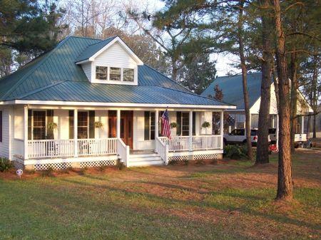 Custom Home And 30 Acres Of Land : Sylvania : Screven County : Georgia