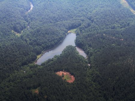 407 Ac Mountain Riverfront : Westminster : Oconee County : South Carolina