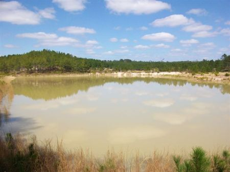 4 Ponds With Multi Aged Timber : Dry Branch : Twiggs County : Georgia