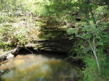 25 Acres Off Hwy 5 : Mountain View : Stone County : Arkansas