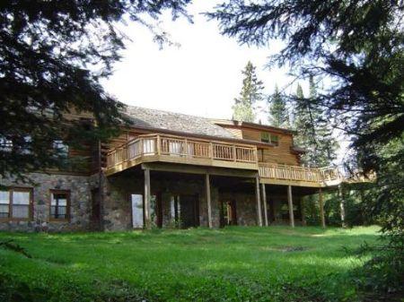 Hunting Lodge : Sandstone : Aitkin County : Minnesota