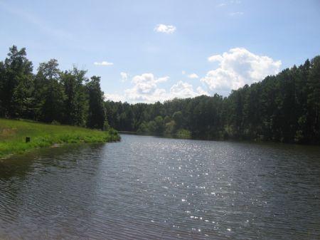 Farm With Timber, Pond, Barn, Cabin : Gray : Jones County : Georgia
