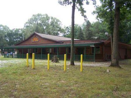 72 Acre Campground : Ravenna : Muskegon County : Michigan