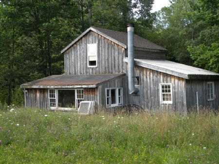 333 Acres Camp & Marketable Timber : Cuyler : Cortland County : New York