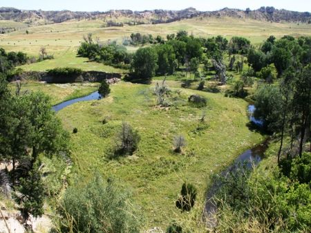 East And West Hat Creek Ranch : Harrison : Sioux County : Nebraska
