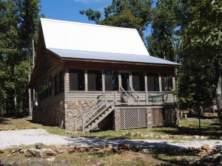 Rustic Cabin 235 : Mountain View : Stone County : Arkansas