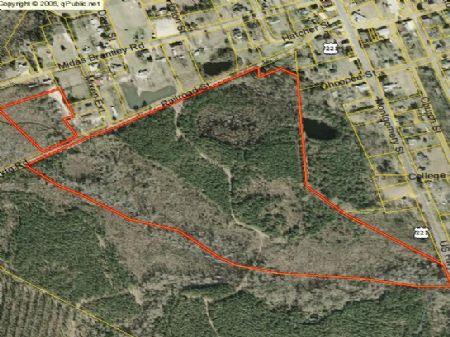 120+/- Acres : Kite : Johnson County : Georgia
