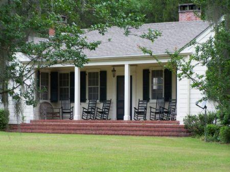Swan Hill Plantation : Garnett : Hampton County : South Carolina