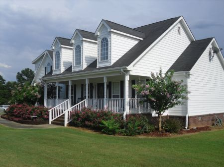 Income Producing Farm On 56 Acres : Monroe : Walton County : Georgia
