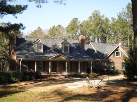 11 Acres With 40 X 80 Barn : Loganville : Walton County : Georgia