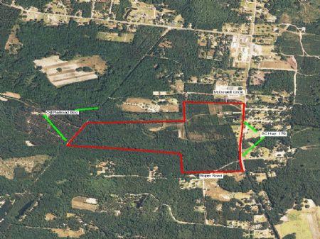 Mixed-use Opportunity : Hardeeville : Jasper County : South Carolina