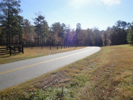 Secluded Yet Close To Town 57+\- Ac : Monroe : Walton County : Georgia