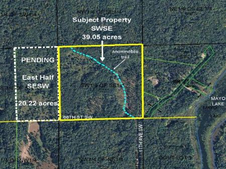 Cass, Loon Lake, 1362928, Swse : Pequot Lakes : Cass County : Minnesota
